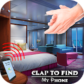Find phone by clapping
