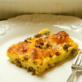 Sausage Egg Cheese Casserole Recipes.