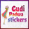 Gudi Padwa Stickers   गुडी पाडवा स्टिकर्स icon