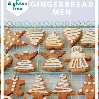 Sugar Free Gingerbread Men Recipe