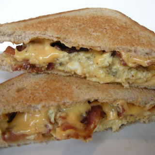 Grilled Cheese Sandwich, Bama Style! Recipe