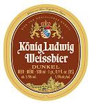 Konig Ludwig Dunkel Weiss