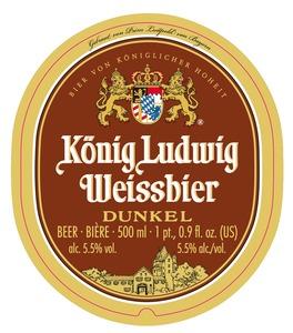 Logo of Konig Ludwig Dunkel Weiss