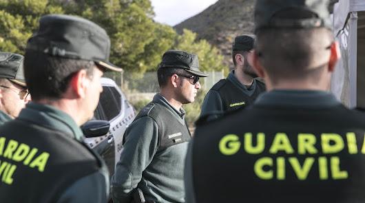 La Guardia Civil ya busca al conductor que se fugó tras atropellar a un ciclista