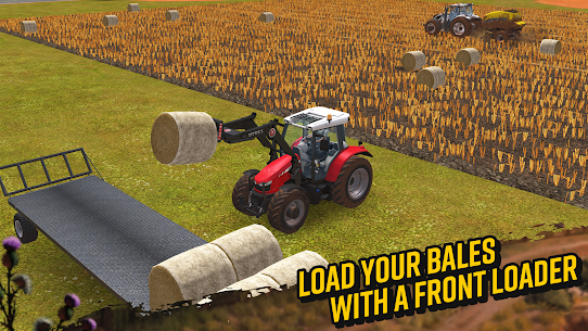 Farming Simulator 18 1.1.0.1 CRACKED Apk + DATA 5