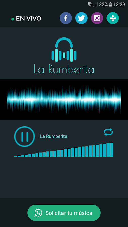 La Rumberita- screenshot