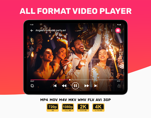 Foto do Video Player & Downloader for Android