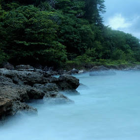 Cyan by Muhammad Syuhada - Landscapes Waterscapes