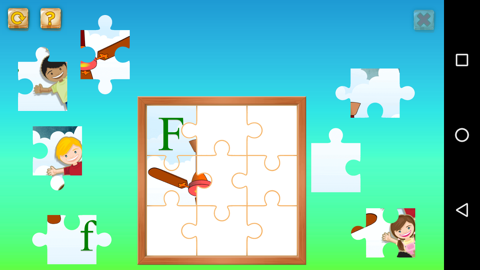 Kids Preschool Learning Games and Learn Alphabets- screenshot