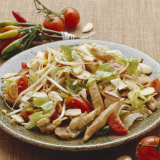 Chicken and Bean Sprout Salad