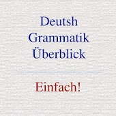German grammer Overview