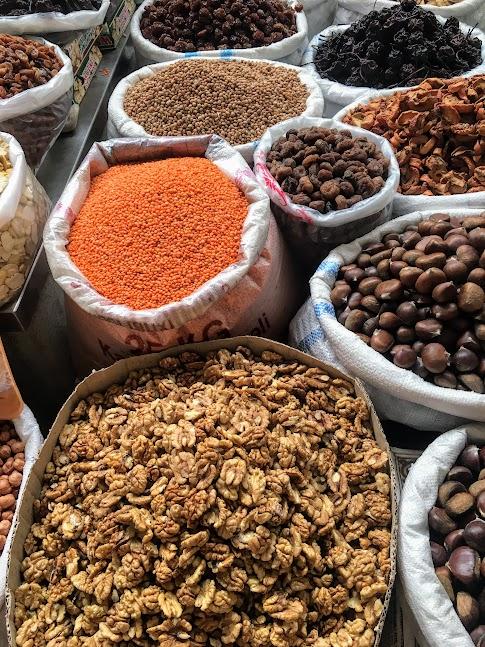 Azerbejdżan, kuchnia, przyprawy, kuchnia Azerbejdżanu