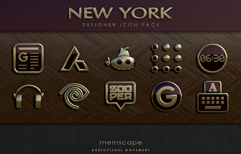 NEW YORK Icon Pack v1.6