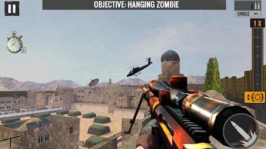 Sniper Zombies: Offline Shooting Games 3D Mod Apk 1.44.0 (Unlimited Money) 7