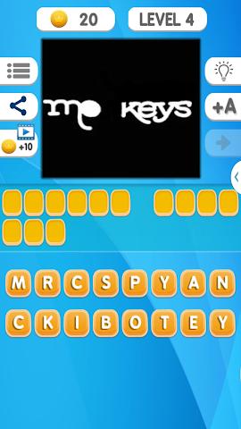 android Rock Band Logos Quiz Screenshot 2