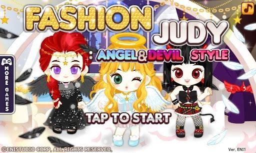 Fashion Judy: Angel Devil