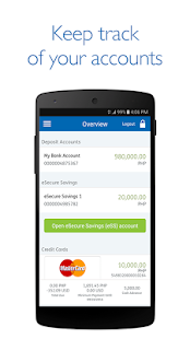 Security Bank Mobile App- screenshot thumbnail