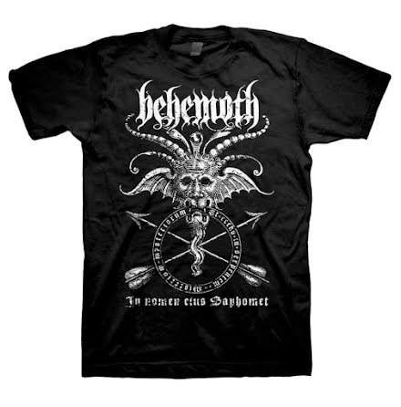 T-Shirt - Baphomet Arrows