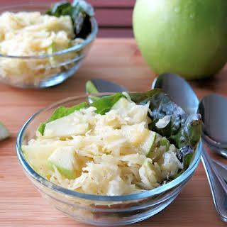 Sauerkraut Apple Cider Vinegar Recipes.