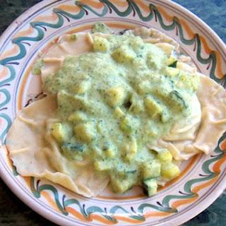 Salsa Crema E Zucchini