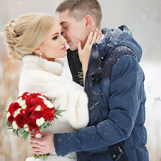 Wedding photographer Denis Vlasov (Greatski). Photo of 12.01.2017