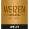 Welde Weizen Hefe - Hell