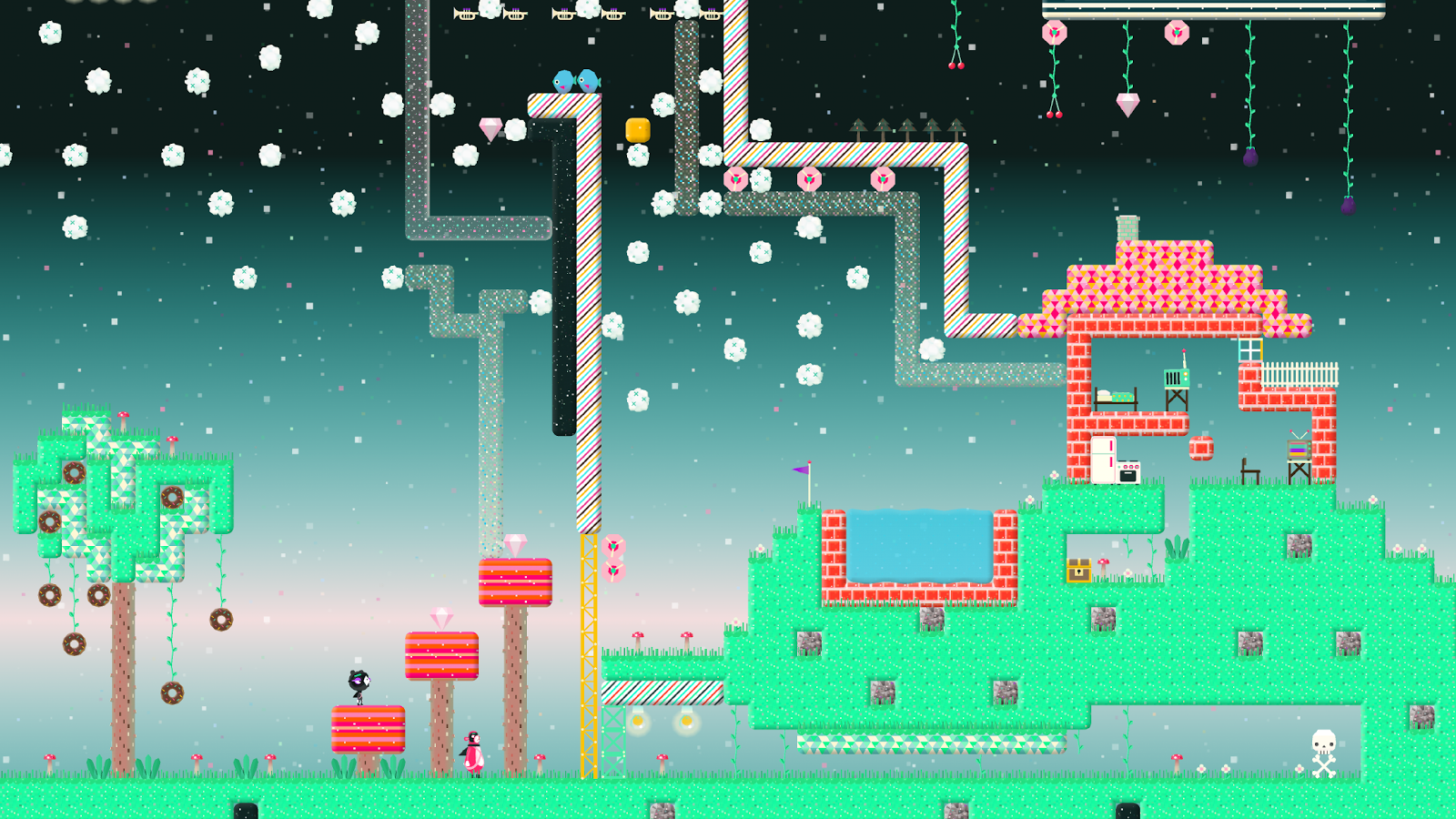 Toca Blocks- screenshot