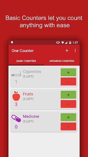 One Counter