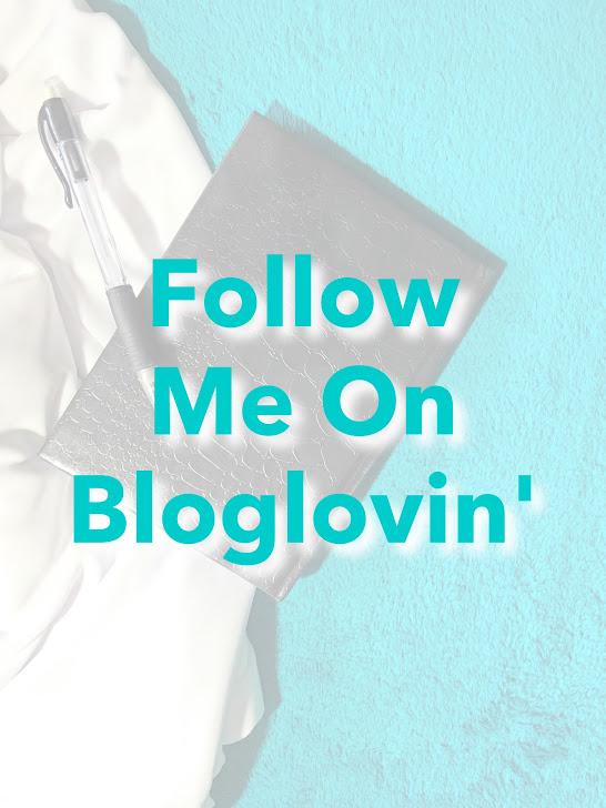 Follow Believably me on Bloglovin'