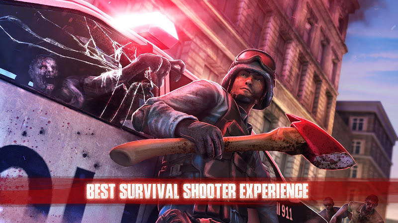 Zombie Frontier 3: Sniper FPS Screenshot 15