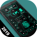 High Style Launcher 2019 - Theme, Hi-tech icon