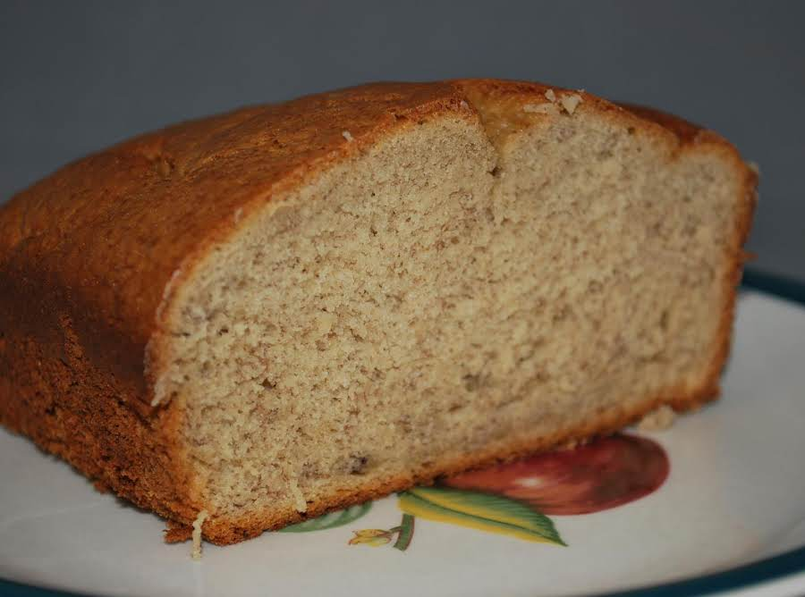 Loaf Recipes Using Cake Mix: Butter Pecan Banana Loaf Recipe