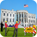 President House Building – City Construction Games