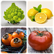 Fruits and Vegetables, Berries : Picture - Quiz