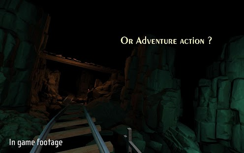 DARKNESS ROLLERCOASTER VR- screenshot thumbnail