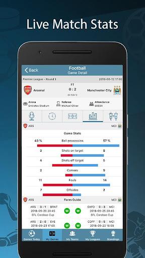 Score24 Live Score Tracker Apps On Google Play