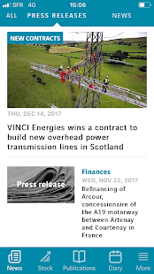 VINCI News - náhled