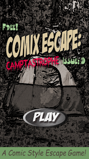 Comix Escape: Camptastrophe- screenshot thumbnail
