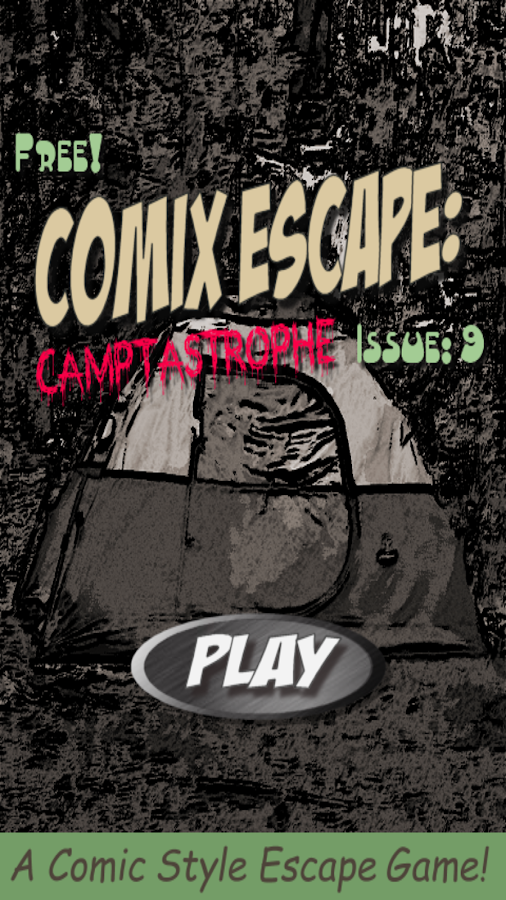 Comix Escape: Camptastrophe- screenshot