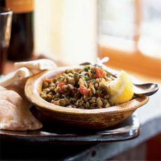 Warm Spiced Lentils