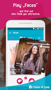 Free Dating & Flirt Chat - Choice of Love 4.5.4-gms