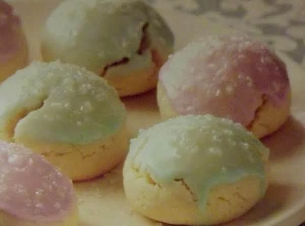 Tender Italian Sugar Cookie Recipe