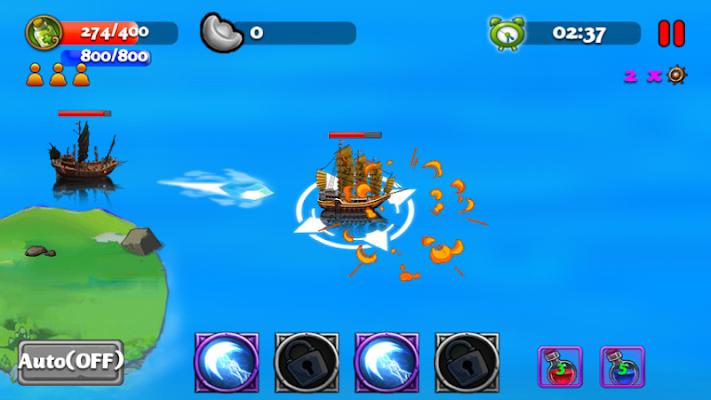 Hải Tặc Tí Hon (Offline) - screenshot