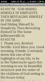 Seven Seals English by Prophet William Branham - náhled