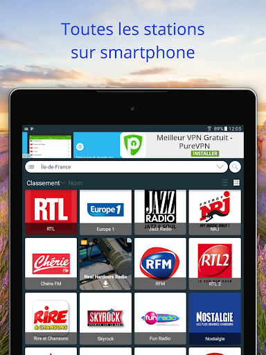 France Radios : u00c9couter Radio en Direct Gratuit 2.2.5 screenshots 8
