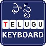 Fast English to Telugu Keyboard-Fast Telugu Typing Icon