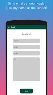 Anonymous Email – Send Anonymous Emails Apk  Download For Android 2