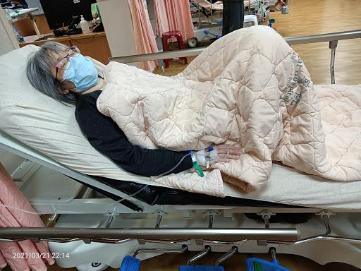 媽咪在醫院的那一個禮拜