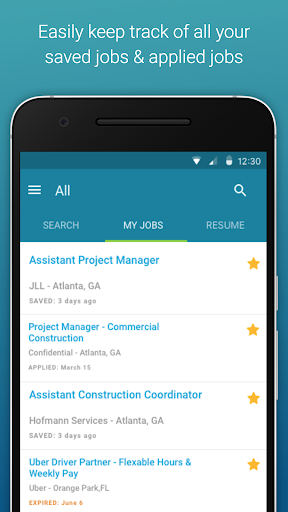 玩免費商業APP|下載Job Search by CareerBuilder app不用錢|硬是要APP