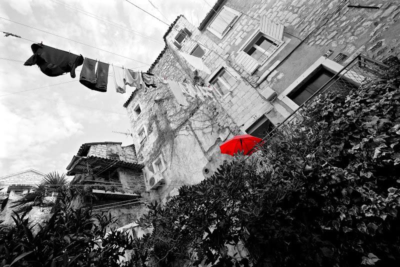 ... l'ombrello rosso ... di paolo_benevolo